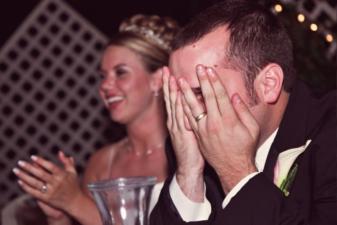 exceptional MN wedding photography - wedding day funnies